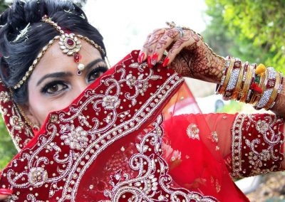Banisha Indian Bridesilvercloud