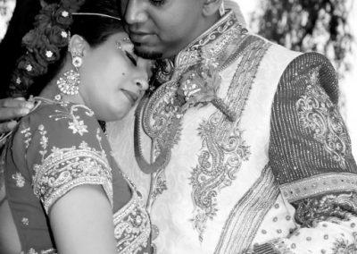 keith and prabashini wedding day