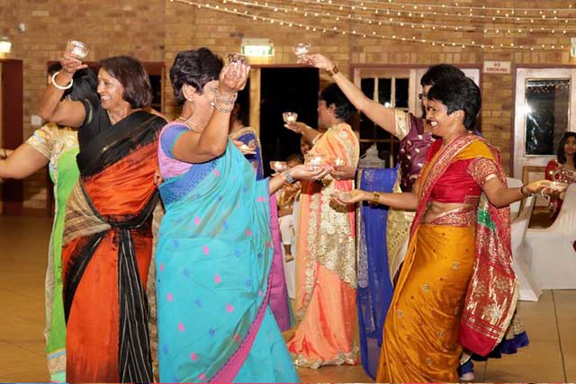Nalangu Dance with the elders_Mehndi Night